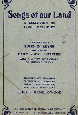 singing instruction book pre 1921 2