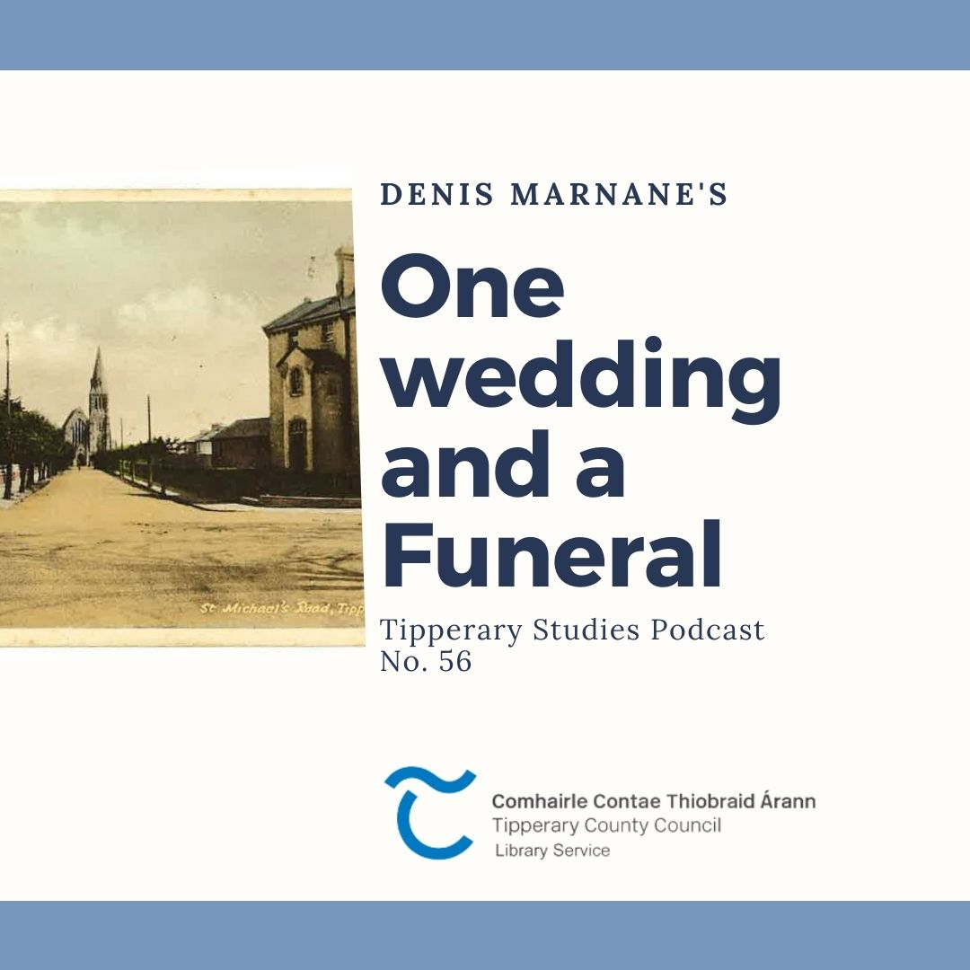 Podcast 56; One Wedding And A Funeral