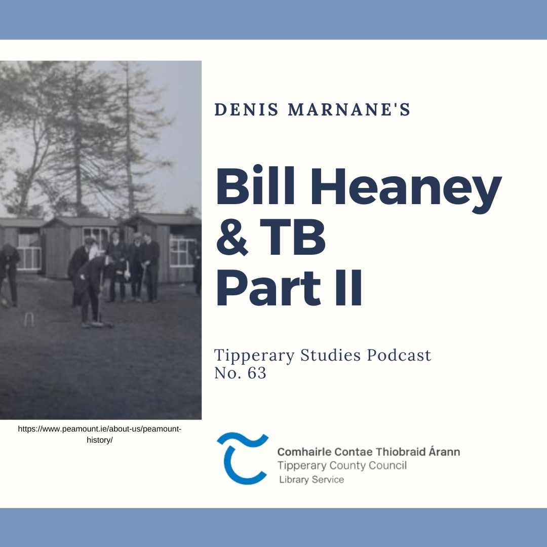 Podcast 63; Bill Heaney & TB II