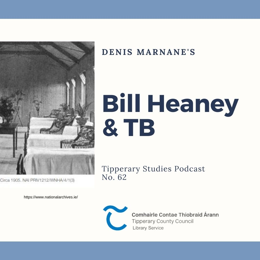 Podcast 62; Bill Heaney & TB