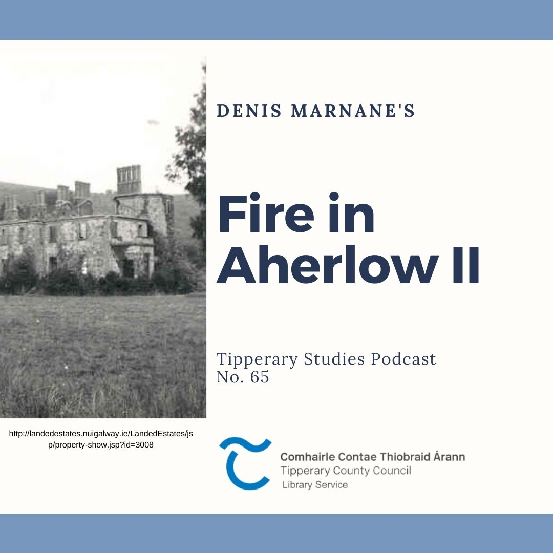 Podcast 65; Fire In Aherlow II