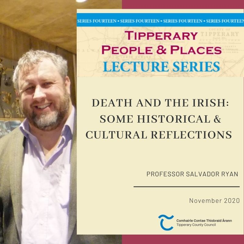 November Lecture; Death And The Irish
