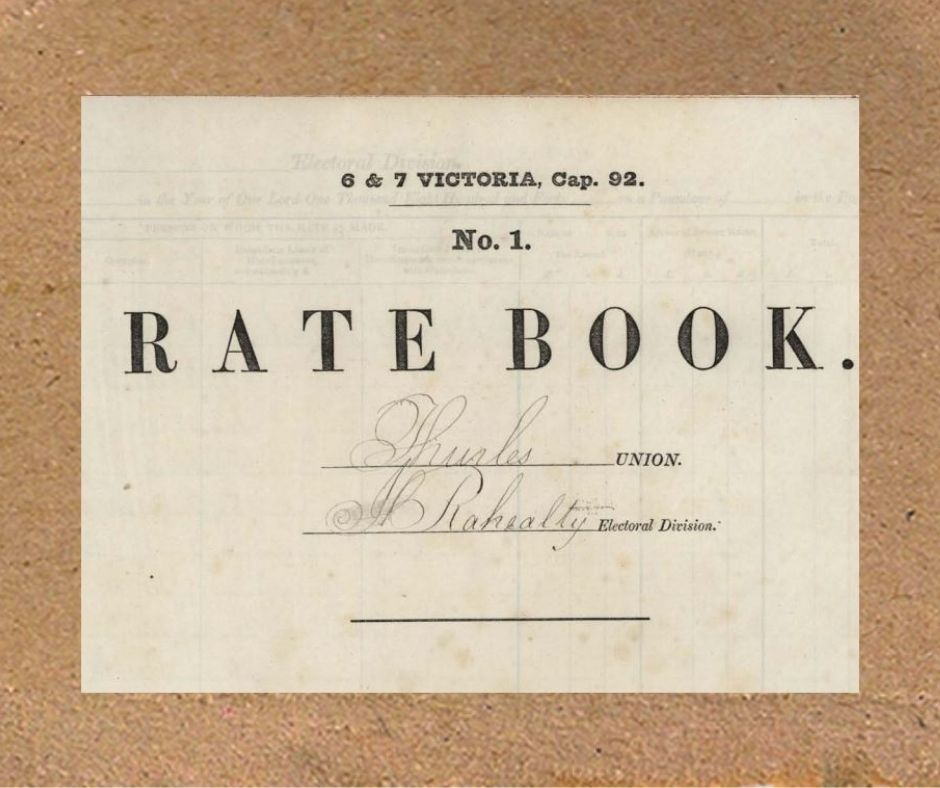 Rate Book Image