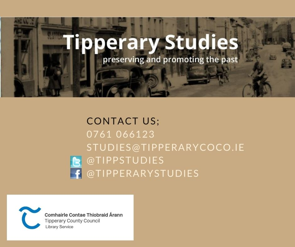 Tipperary Studies Level 3 Services.
